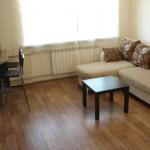 Квартиры посуточно в Нижнем Новгороде без посредников-однокомнатная квартира-студия М.Горького 65
