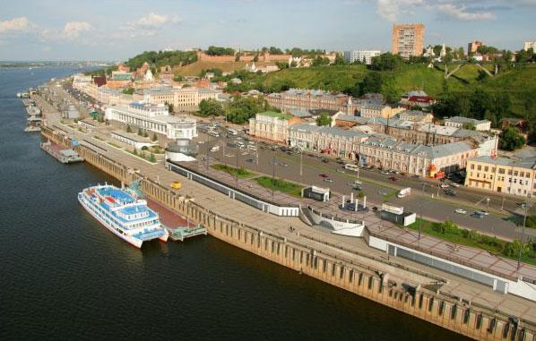 аренда квартиры посуточно в Нижнем Новгороде