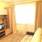 1-комнатная квартира студия Московская 121к1