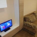 Квартира-студия Московская 121к1